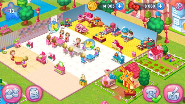 hello kitty food town guide