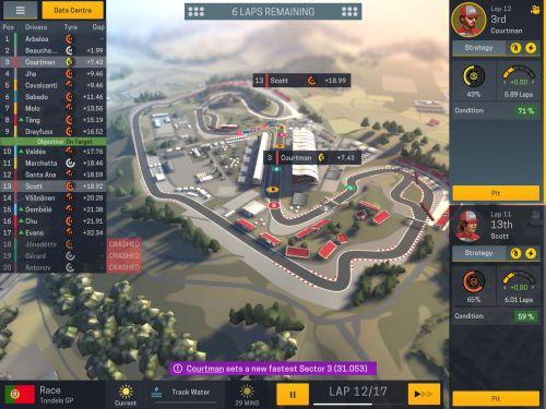 motorsport manager mobile 2 tricks