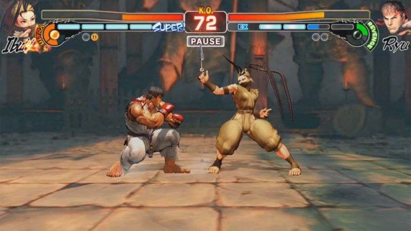 street fighter 4 champion edition survival mode