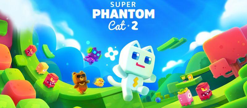 super phantom cat 2 cheats