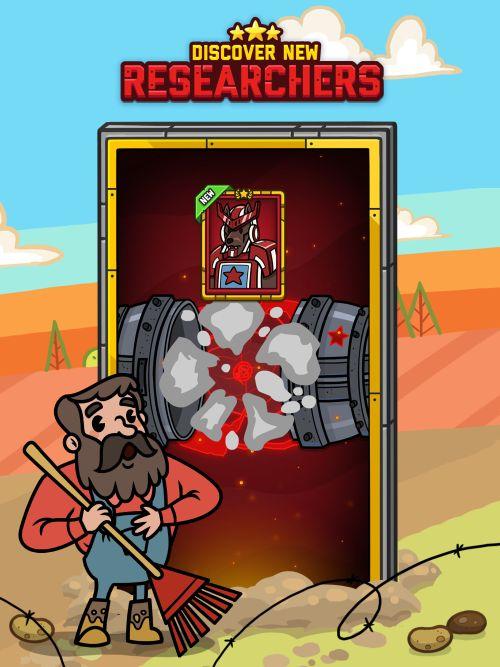 adventure communist researchers