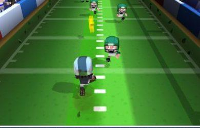 blocky beastmode football high score