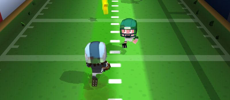 blocky beastmode football