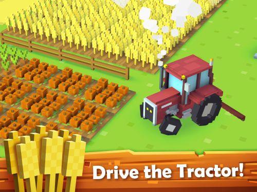blocky farm tricks