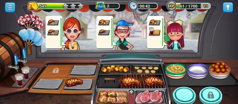 food truck chef cheats