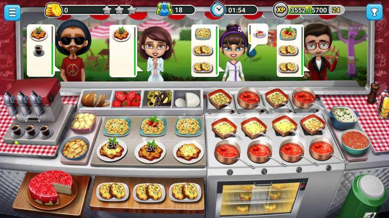food truck chef tricks