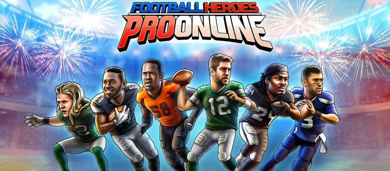 how to win games in football heroes pro online