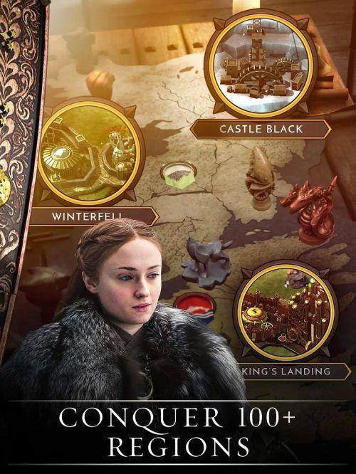 game of thrones conquest sansa