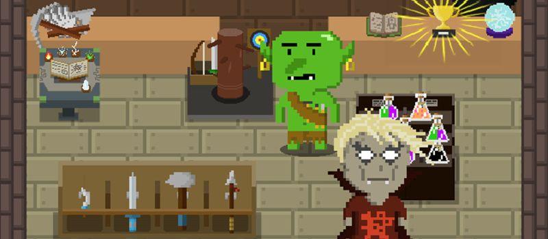 goblin's shop ios