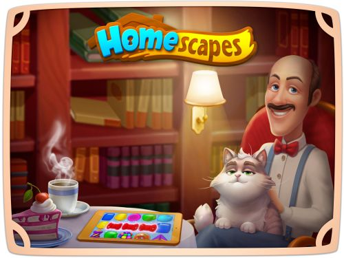 homescapes playrix