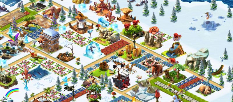 ice age village guide