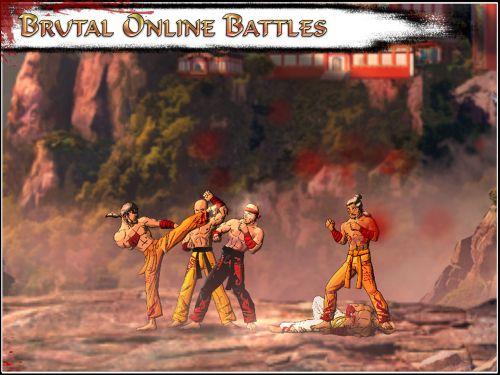 martial arts brutality cheats