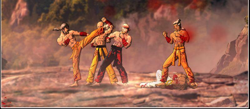 martial arts brutality hints