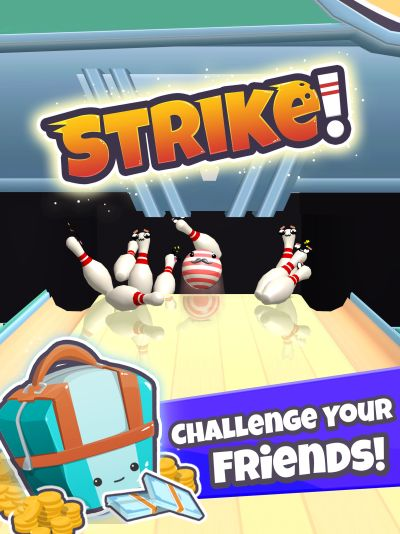 moji bowling high score
