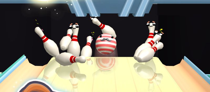 moji bowling cheats