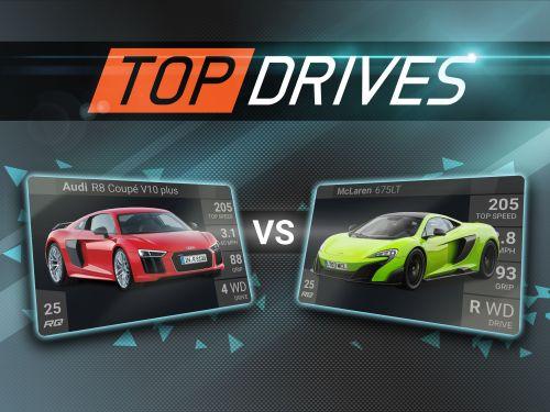 top drives tips