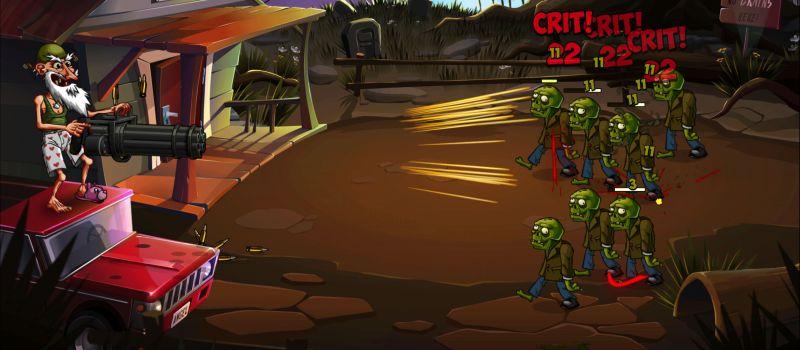 zombiesmash time travel high score