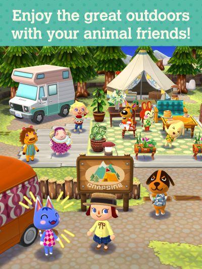 animal crossing pocket camp tips