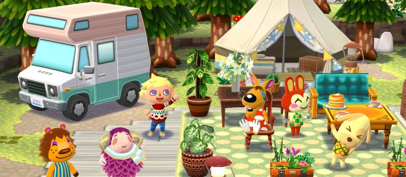 animal crossing pocket camp guide