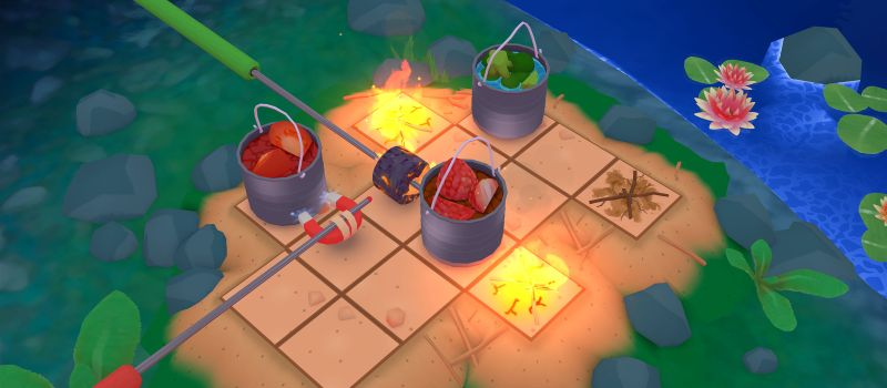 campfire cooking hints