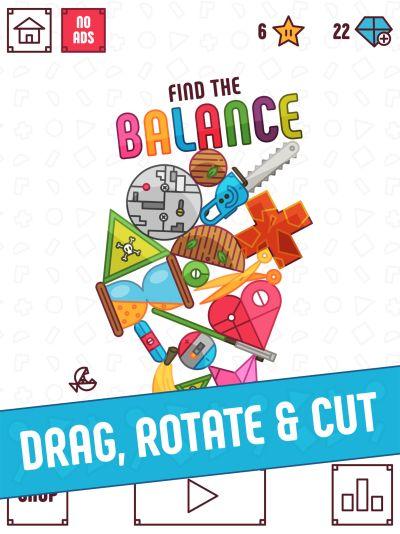 find the balance ios