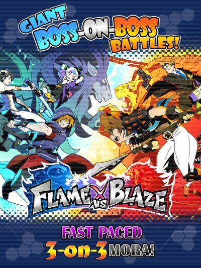 flame versus blaze tips