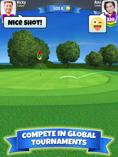 golf clash tournaments