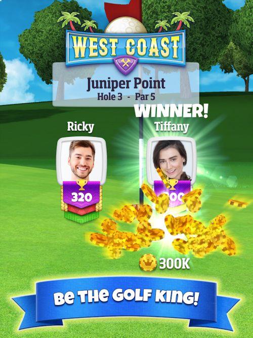 golf clash tricks