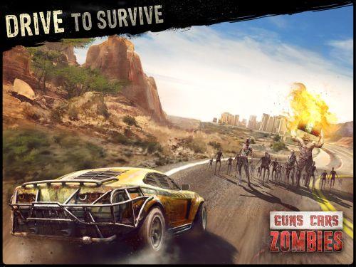 guns cars zombies guide