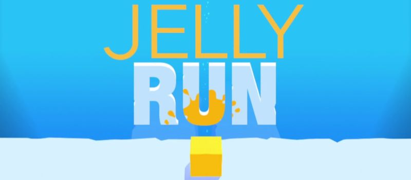 how to get a high score in jelly run