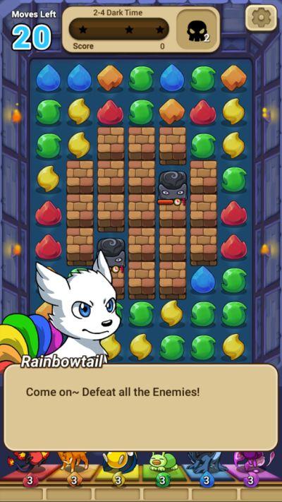 how to unlock all gemlings in rainbowtail