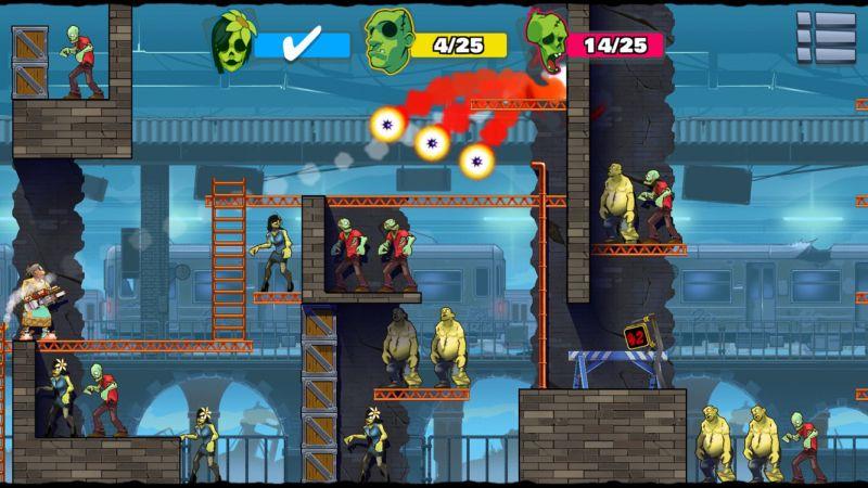 Stupid Zombies 3 (GameResort)