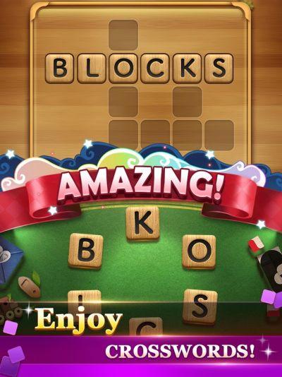 word blocks answers