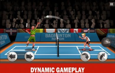 badminton league redfish game studio