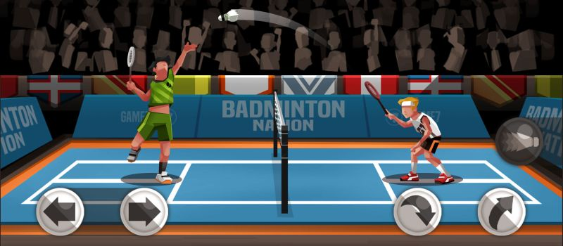 badminton league ios
