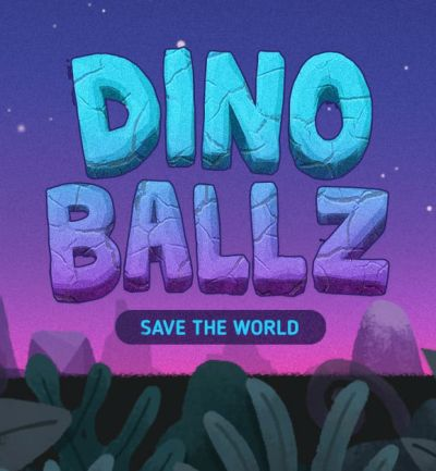 dino ballz high score