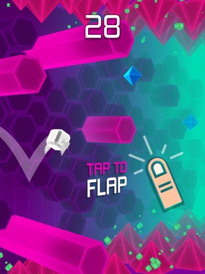 flap ios