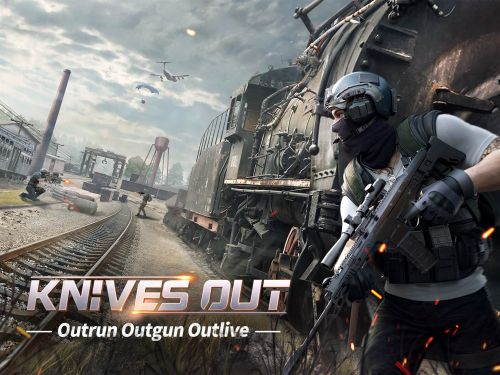 knives out tips