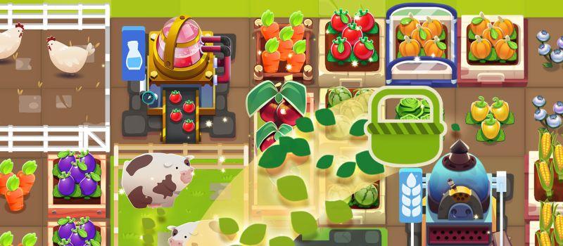 merge farm strategy guide