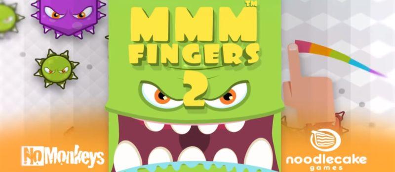 mmm fingers 2 high score