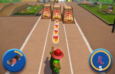 paddington run gameloft