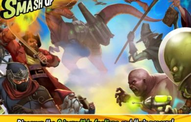 smash up the card game guide