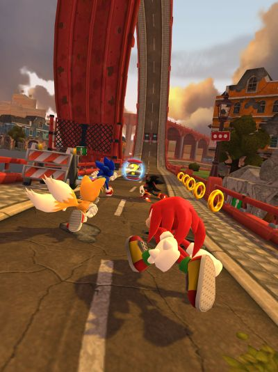 sonic forces speed battle tips
