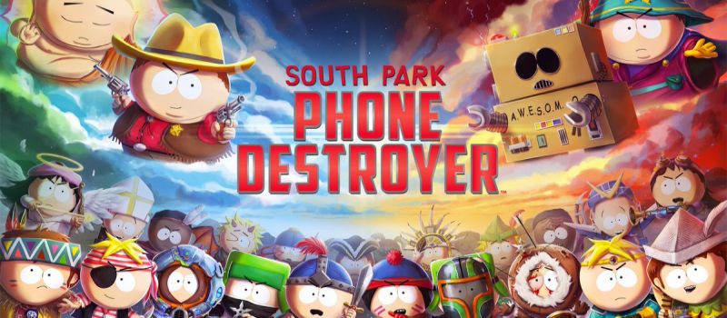 south park phone destroyer guide