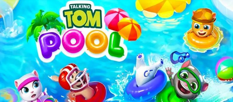 talking tom pool guide