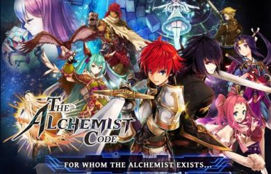 the alchemist code tips