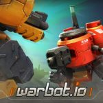 Build Your Own Robot And Fight Against Your Friends In Warbot.io