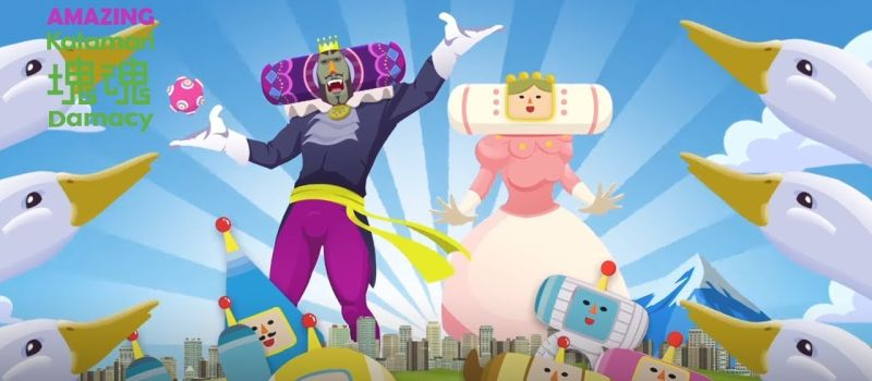 amazing katamari damacy cheats