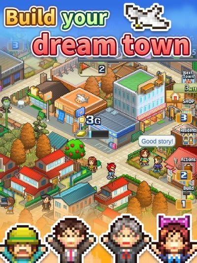 dream town story cheats