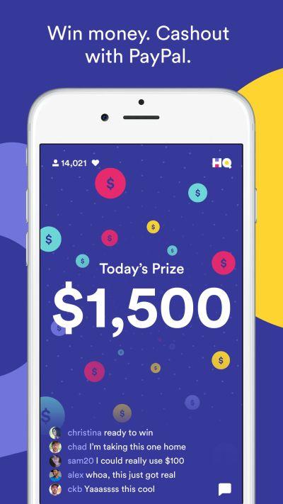 hq live trivia game show cheats